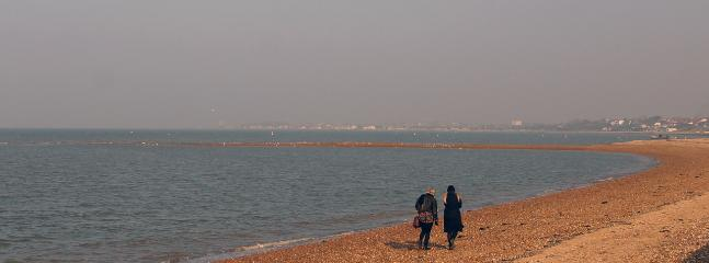 The Beach Towards Whitstable