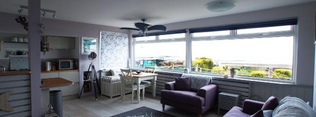 Our Lounge with Sea Views