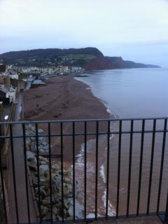 Enjoy the magnificent views, the regency esplanade &the delights of Sidmouth in comfort