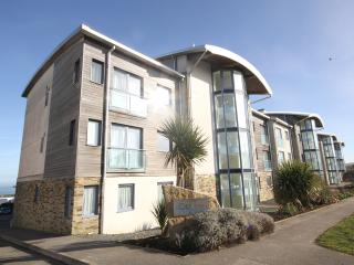 The Penthouse Luxury 3 bed Fistral Beach Apartment