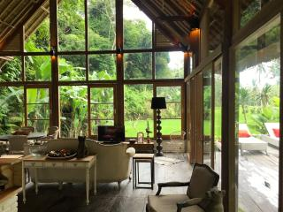 HEAVEN Villa, private, beautiful, calm, Tegallalang.