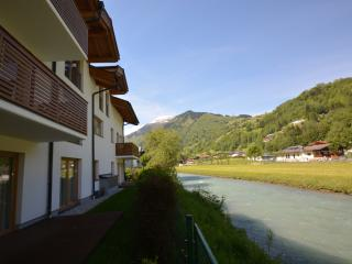 Apartment Glacier and River, Kaprun