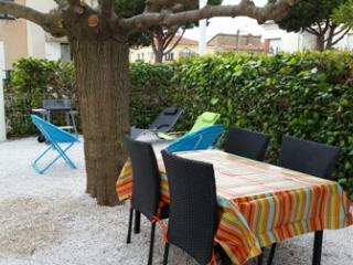 Appartement climatisé 300m centre et 500m plage, Valras-Plage