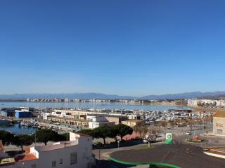 Roc-mar - Para 4 frente al puerto, preciosa vista