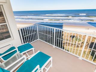 Luxury Oceanfront, Keyless Entry, Gated Parking, Ormond Beach