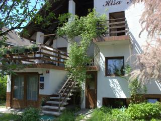 House Anton apartment for 6 people, Bovec