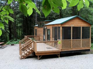 1 Bedroom Deluxe Lodge on Family Campground!