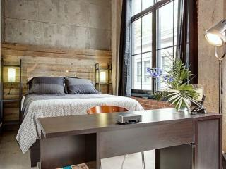 Lofts Southam Montreal Ville-Marie Pied-a-Terre