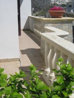 Balcone Anteriore Piano Primo