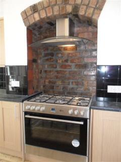 Top of the range oven and hob