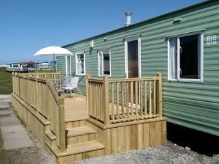 7 Berth Static Caravan Holiday Let ,Silecroft Park