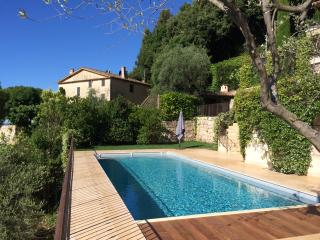 Grasse Gem Villa in Grasse to Rent, Riviera villa to let, French Riviera Villa f