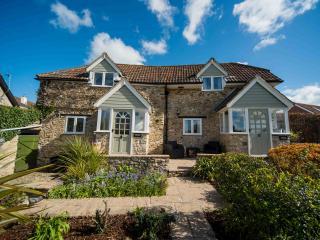Horseshoe Cottage - on the left