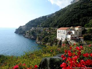 Villa Cartiera - Apartment Due vacation holiday apartment rental ravello amalfi