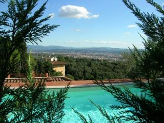 Villa Florin holiday vacation large villa rental italy, tuscany, near florence