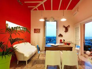 Casa Sirene holiday vacation casa apartment rental italy, sicily, trapani, center of town, air conditioning, near beach, short term, Trapani