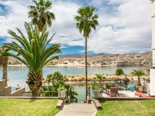 New Listing! Lovely 2BR Bullhead City House w/Wifi, Screened Patio & Stunning Colorado River View - Close to a Variety of Outdoor Attractions!