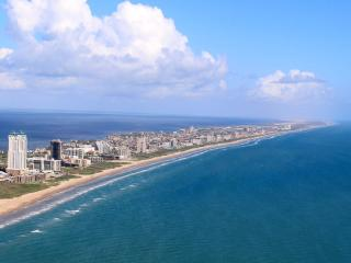 Beach-front!!! Great ocean view! July 30- Aug 6, South Padre Island