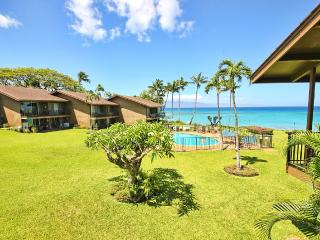 Oceanfront West Maui Condo