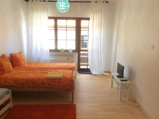Apartment Wurzburg Heidingsfeld 5km to City, next to Tram(3,5)Stop Reuterstrasse
