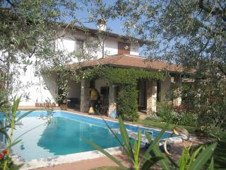 Villa 'Lillo', 3 min. from the lake, Pieve Vecchia