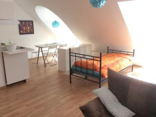Apartment Ochsenfurt 36qm Balcony WiFi