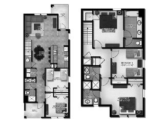 Storey Lake Resort - 5BD/4BA Town Home - Sleeps 10 - Platinum - RSL505, Kissimmee