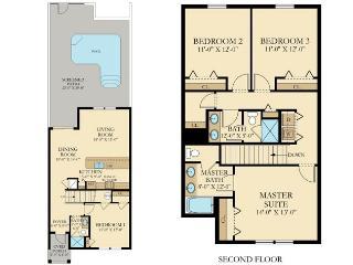 Story Lake Resort - 5BD/4BA Town House - Sleeps 16 - Platinum - RSL504, Kissimmee