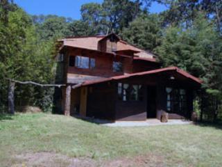 Cabaña junto a la Reserva Ecológica de Monte Alto