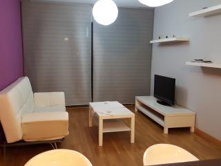 Apartamento nuevo con piscina cerca de la playa, Boiro