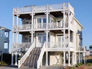 Up On The Roof ~ RA73015, Holden Beach