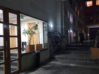 Acceso privado al edificio