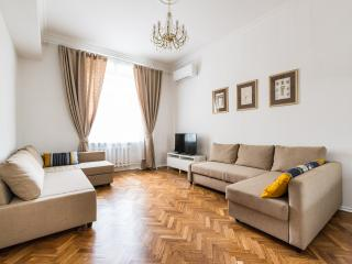 Nice one bedroom apartment steps from Kremlin, Moscú
