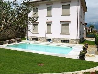 Villa Alda, Lozio