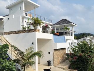 Luxury sea view villa with pool, Bophut