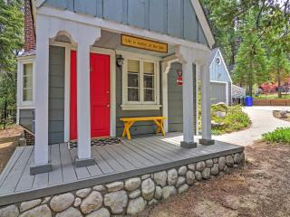 Charming Lake Arrowhead 2BR 'Cobblestone Cottage'