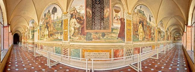 Abbazia Monteoliveto Maggiore