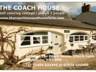 The Coach House - Self Catering Cottage, Bugbrooke
