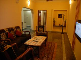 2 BHK (Bed Room) Comfort Apartment in the Heart of  Pondicherry City