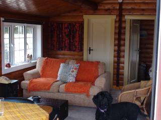 Log Cabin/Holidays/Short Breaks /Pets/ Telescope, Bronaber