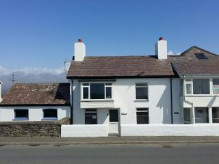 Sea Breaker cottage in Borth - built 1890