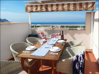 AZ01- 2 Bed Duplex Apartment, Sea Views, San Gines, La Azohia
