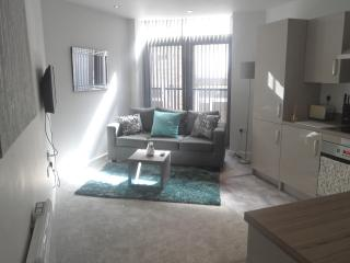 Luxury Furnished Studio Apartment, Bradford