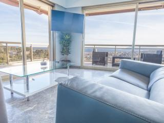 Luxuous 2B - Superb seaview - Warmed swimming pool, Cannes