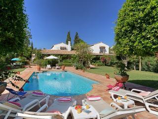 Villa Ladyville, Marbella