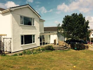 A lovely detached home with a large garden, Pennard