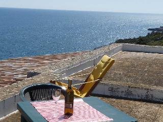 TORRENASPARO beachfront villa in relaxing place, Tiggiano