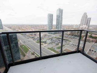 2 BR Executive Condo-Fully Furnished-Square One-Mississauga