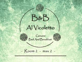 B&B Al Vicoletto Genuine Bed and Breakfast Room 2, Tortoli