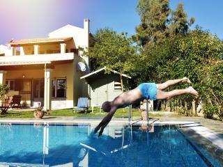 Villa Patrick, Private Swimming Pool & Garden
